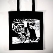 Image of ❁lifeisafunnything Tote Bag