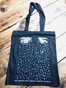 Image of 'blue eyes' bag
