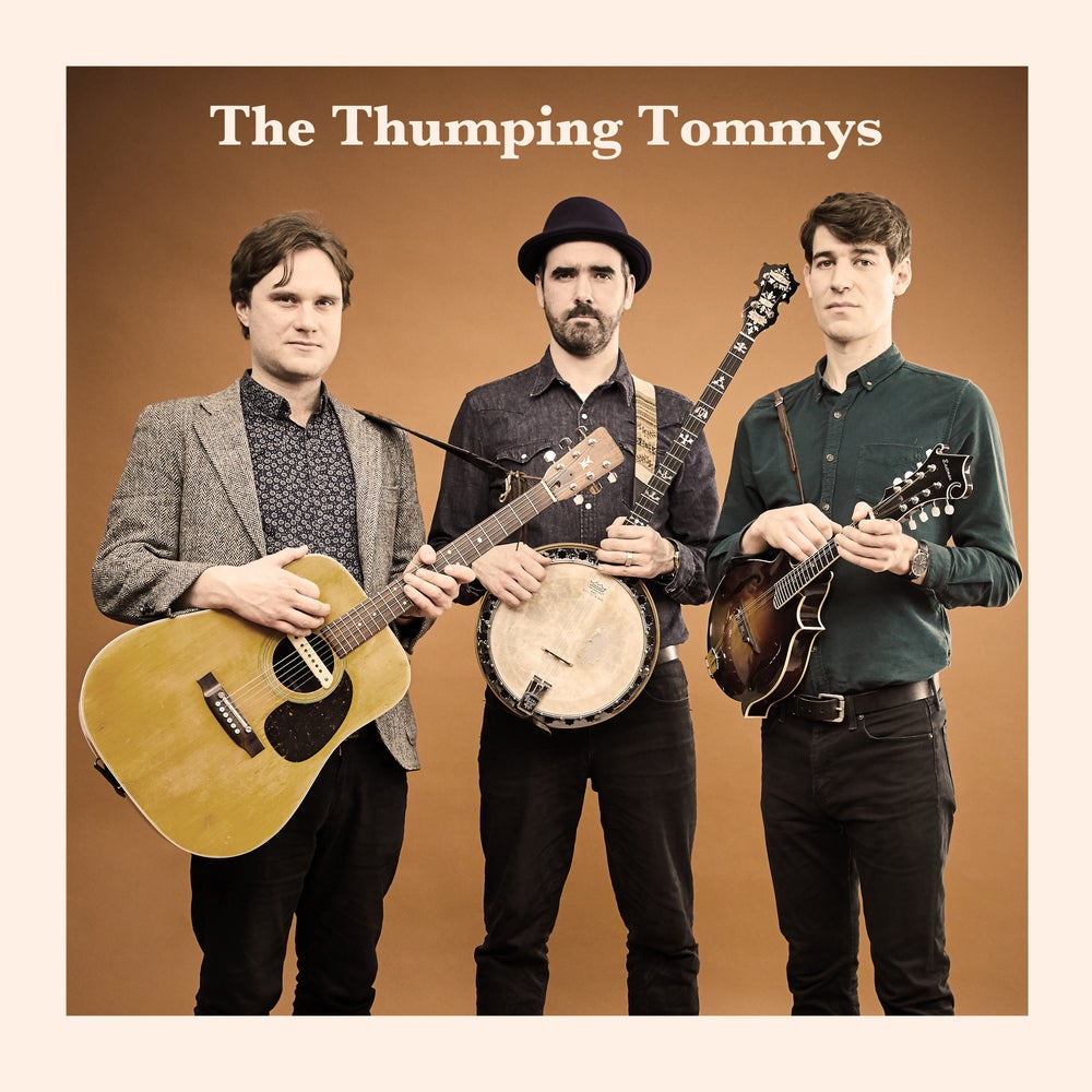"""Image of The Thumping Tommys LP 12"""" Vinyl"""
