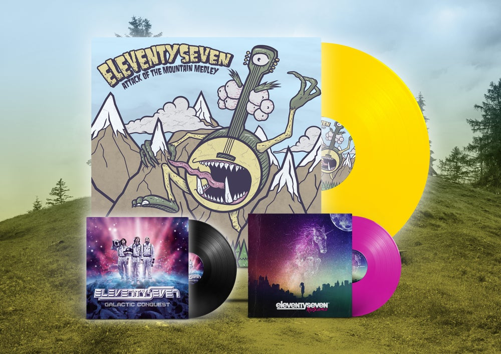 Image of The Complete Eleventy Vinyl Package