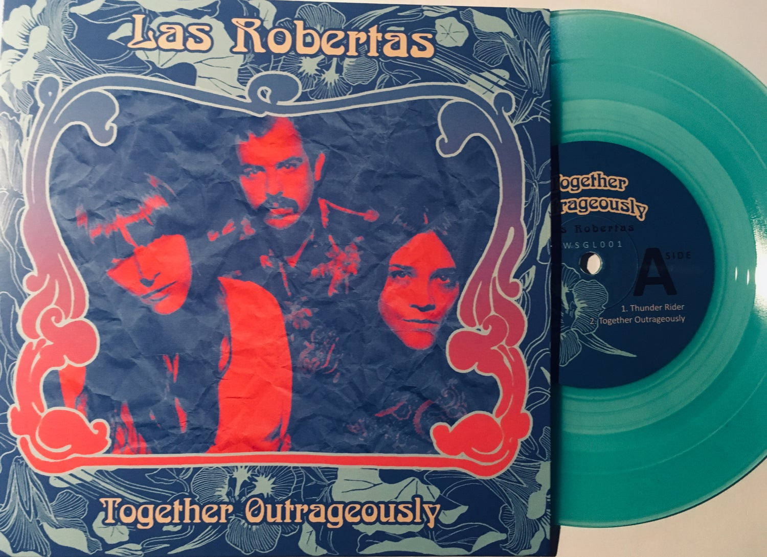 "Image of Las Robertas - ""Together Outrageously"" Coachella Tour EP"