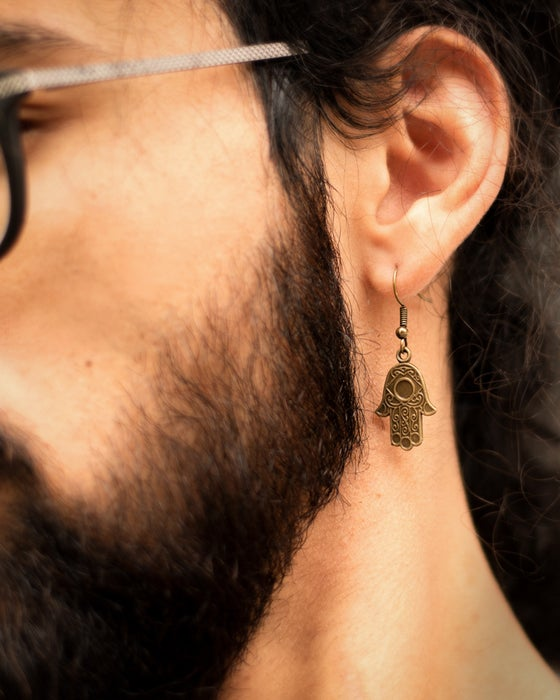 Image of Hamsa Earrings