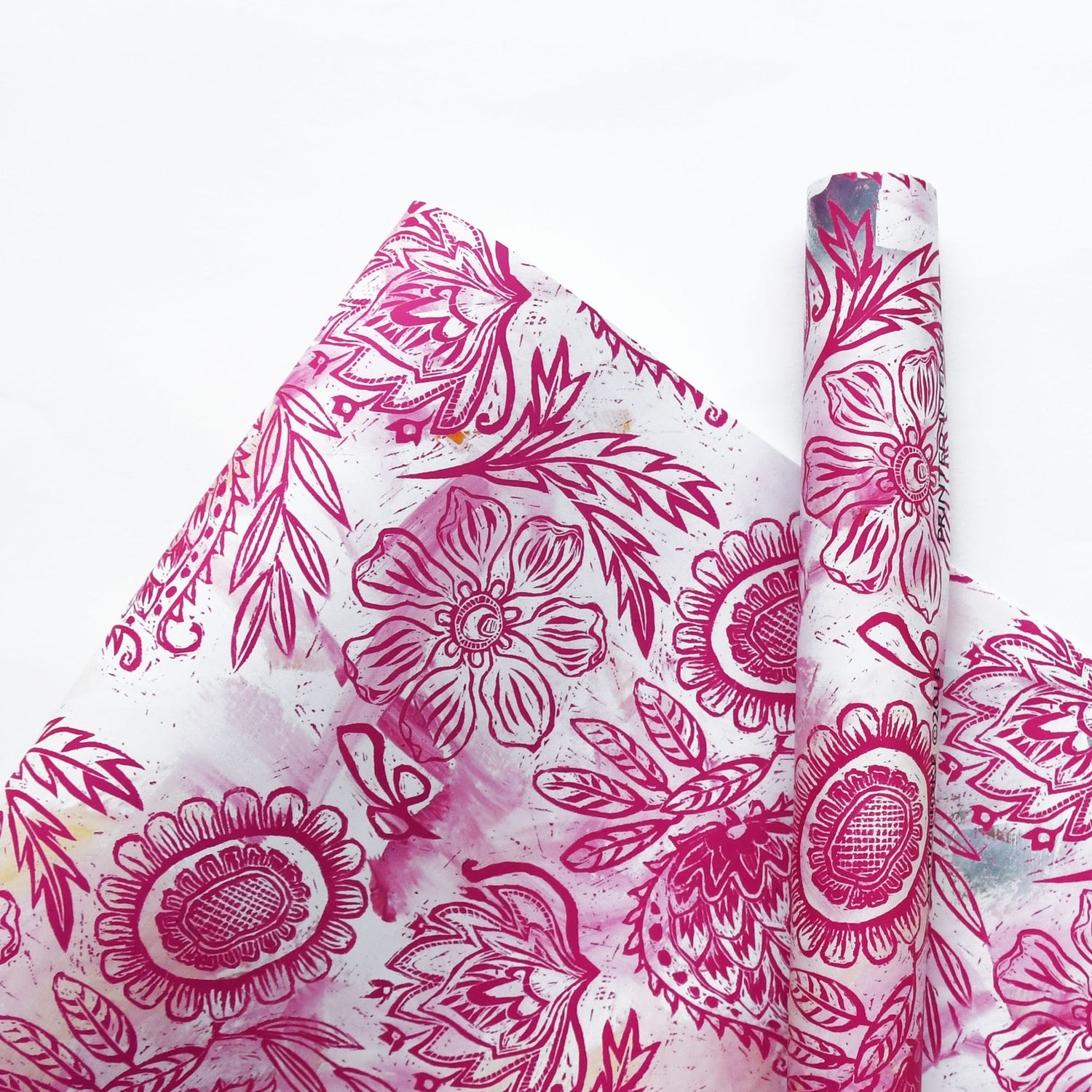 Image of Artichoke Wrapping Paper