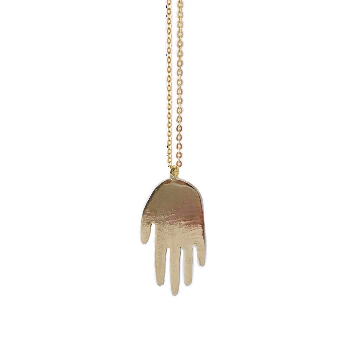 Image of Small Hand Necklace