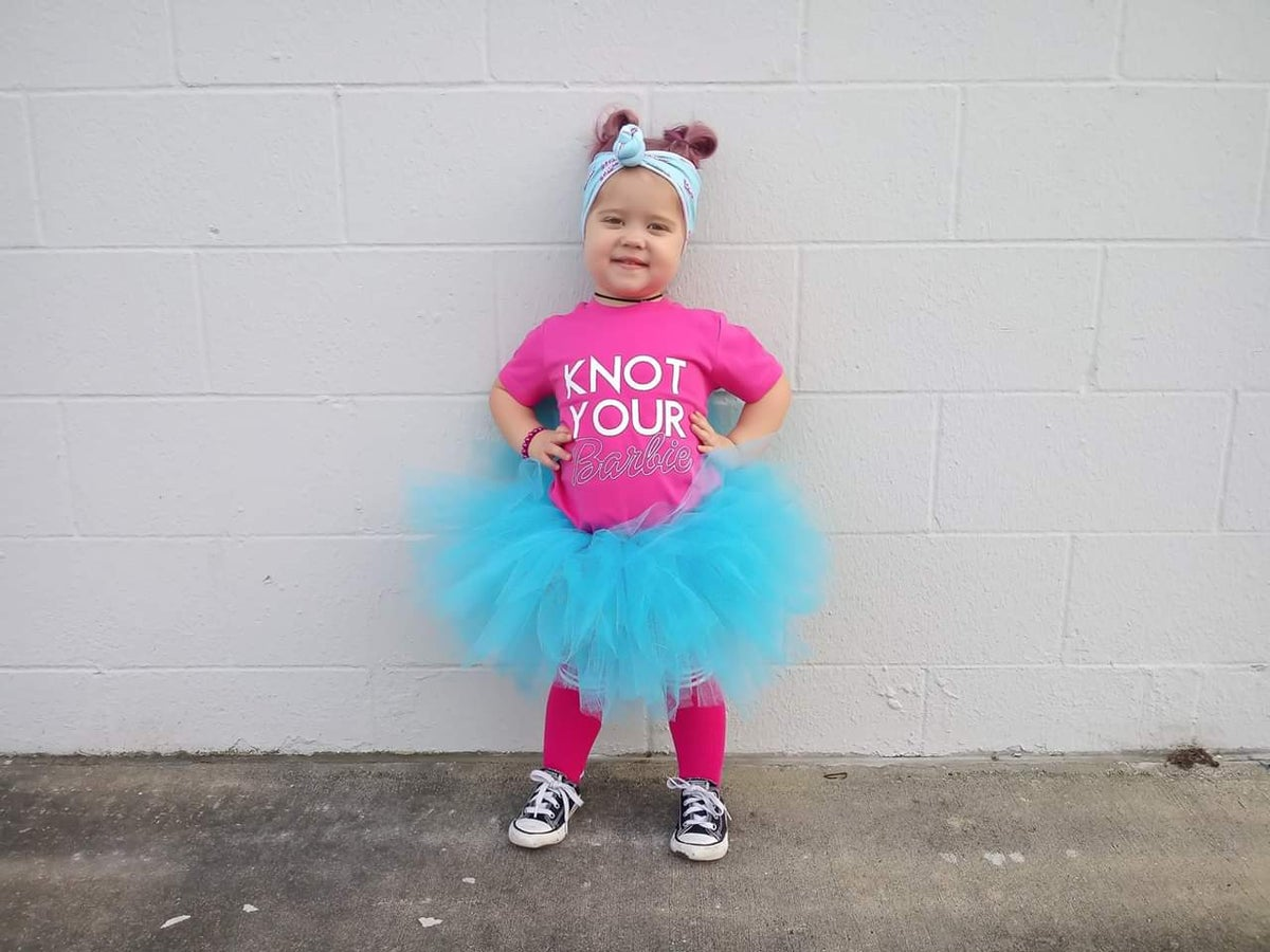 Image of Turquoise Tutu- Neon Collection