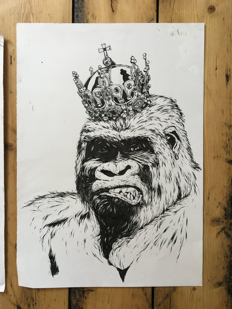 Image of Super Ape