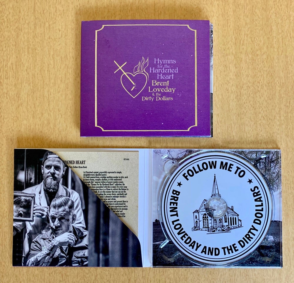 Hymns for the Hardened Heart CD