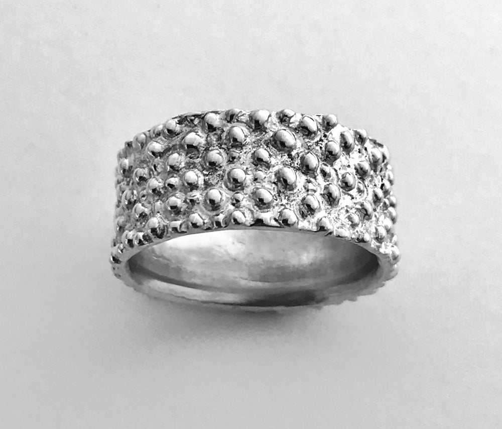 Image of Skate Texture Ring