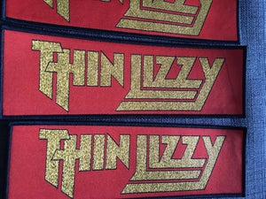Image of Thin Lizzy - Stripe Patch