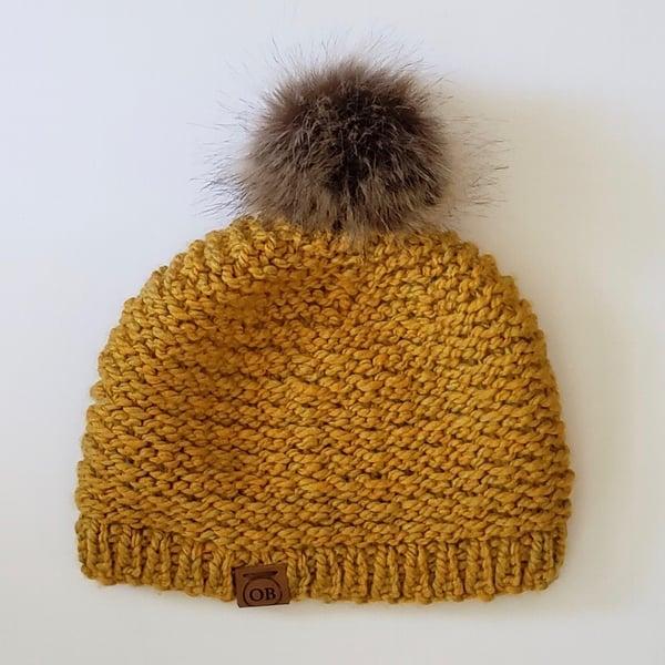 Image of Saddle Peak Hat