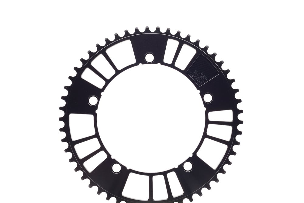 Image of aarn 144#47/49/51/53 Basics Track Chainring (144BCD//47/49/51/53-Tooth)