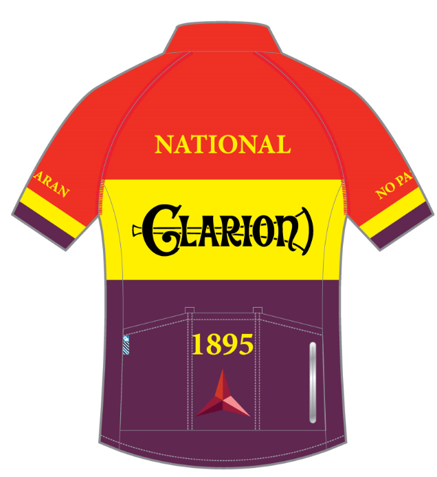 Image of Short Sleeve Jersey Tech Pro 1895