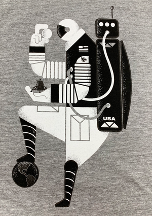 Image of Astro-Man Tee