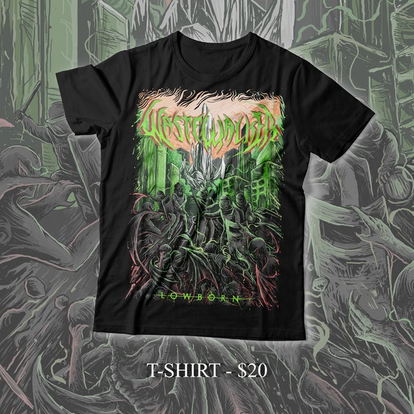 "Image of ""Lowborn"" T - shirt Pre-order"