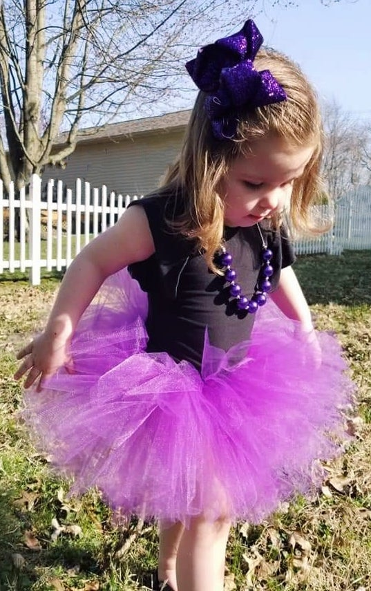 Image of Purple Tutu