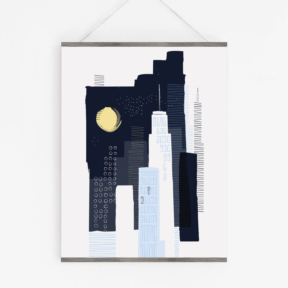 Image of City of Illusions Art Print