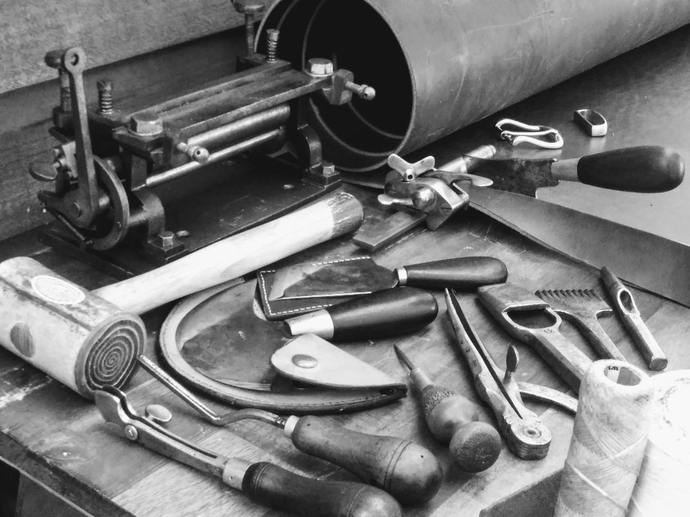 Image of Traditional Belt Making Workshop