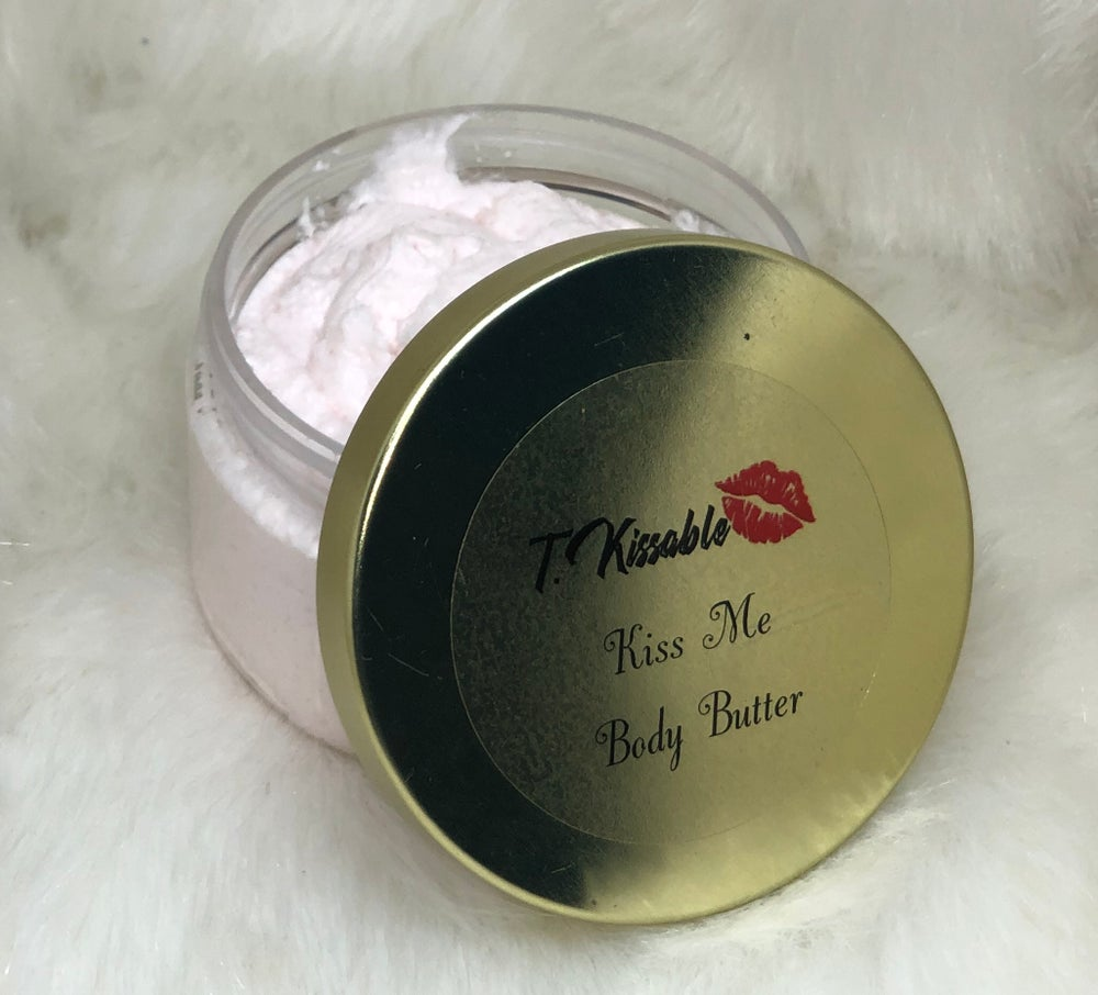 Image of Kiss Me Body Butter (Freesia)