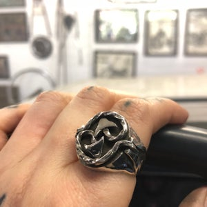 Image of Devils Tail Sissy Ring