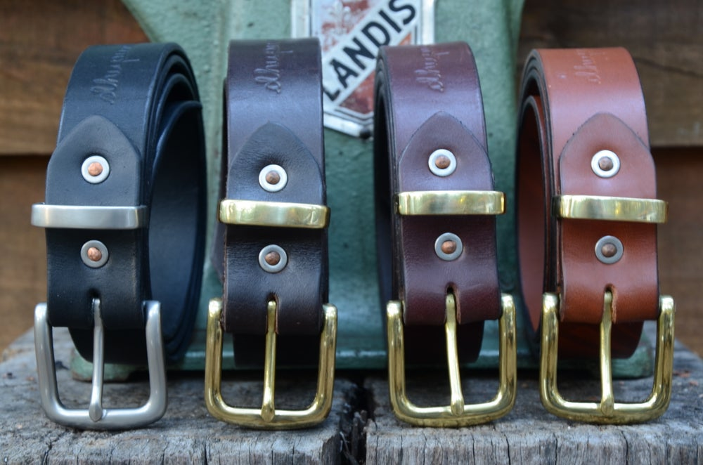 Image of Gentleman's belt