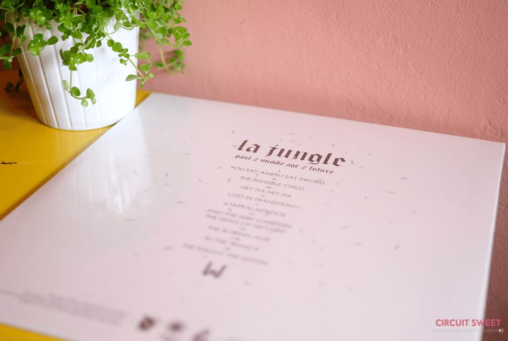 Image of La Jungle - Past // Middle Age // Future - LP