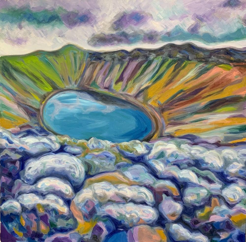 Image of Gígur 4 - Crater 4