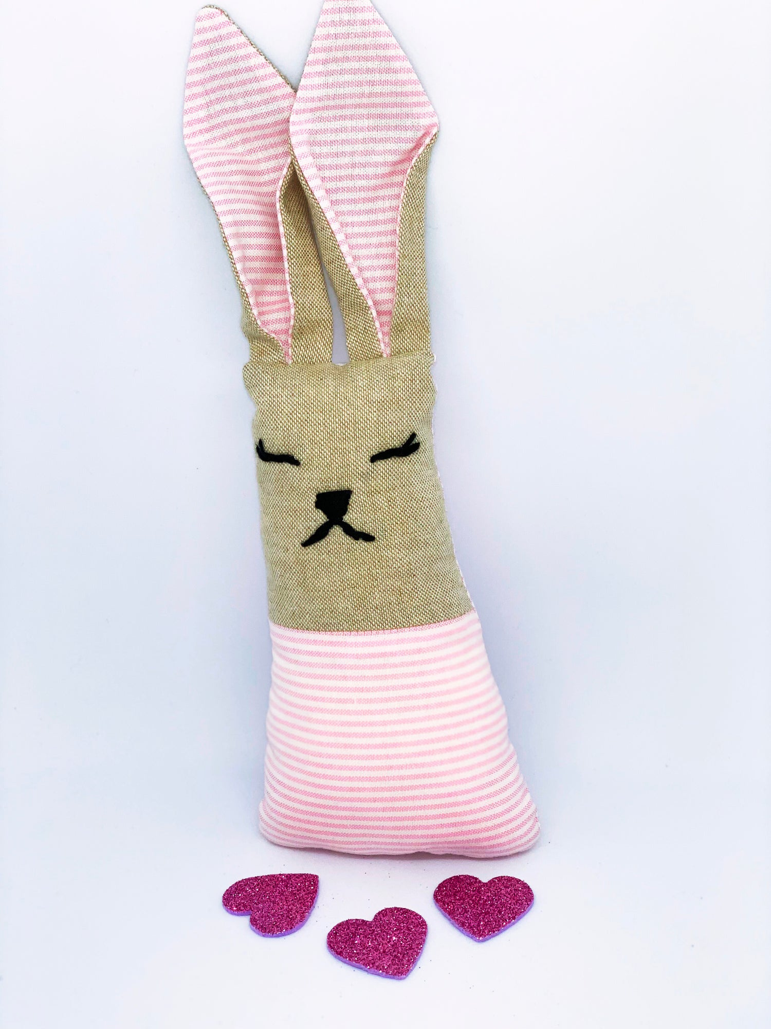 Image of Doudou Pink Stripes