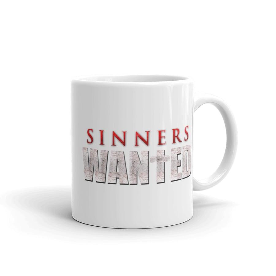 Image of Sinners Wanted Coffee Mug