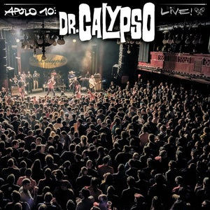 Image of DR. CALYPSO - APOLO 10: LIVE (2LP - VINIL DE COLOR)