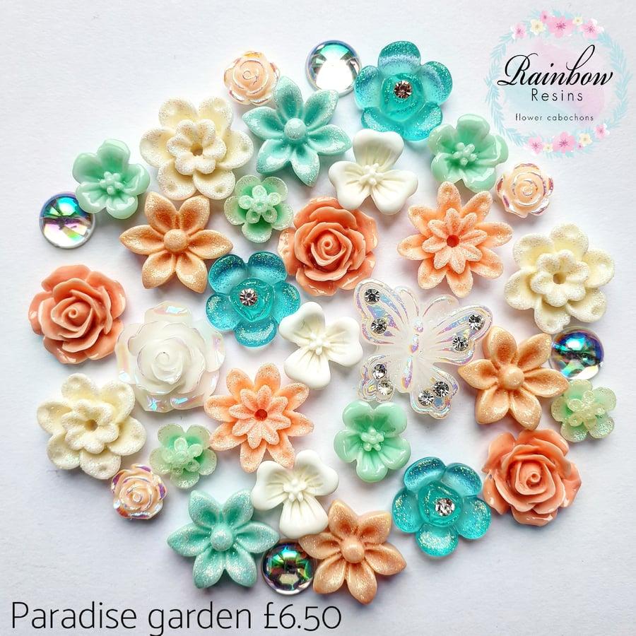 Image of Paradise garden