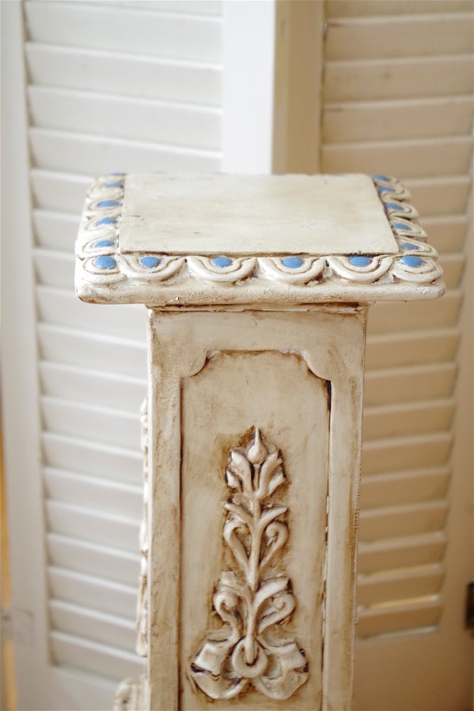 Image of French Pedestal