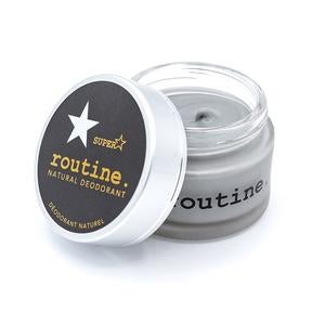 Image of Routine - SUPERSTAR deodorant med aktivt kul, magnesium og præbiotika