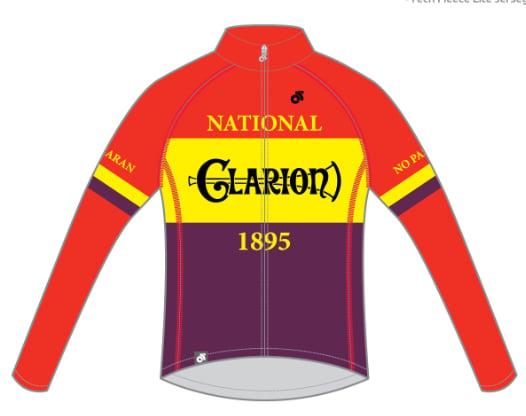 Long Sleeve Jersey Tech+ 1895