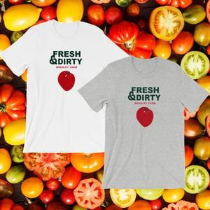 Image of Fresh & Dirty Unisex T Shirt