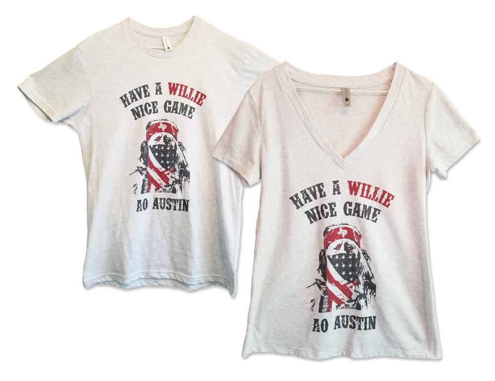 Image of Willie Shirt - Mens/Womens