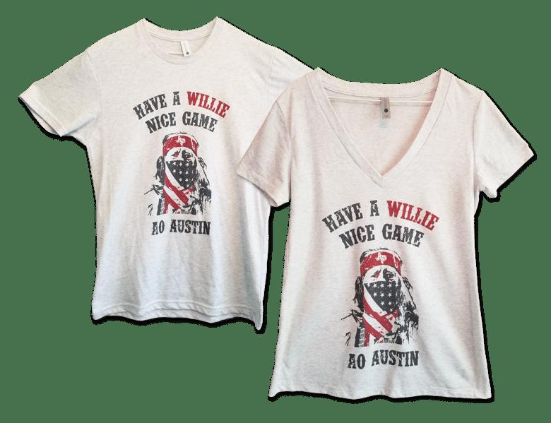 Image of Willie Shirt - Mens/Womens