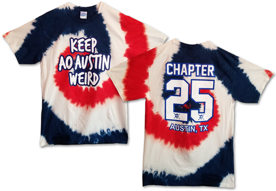 Image of Keep AO Austin Weird Shirt