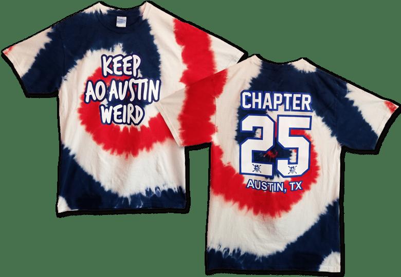 Image of Keep AO Austin Weird Shirt