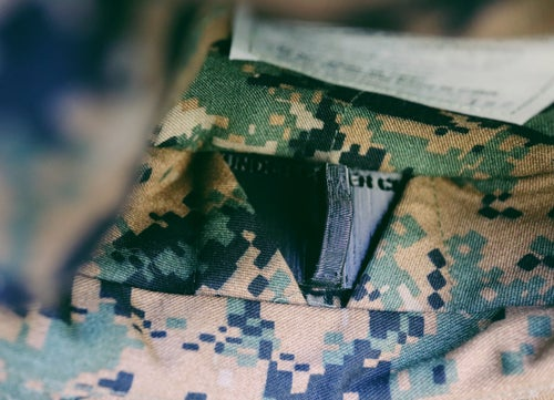 Image of The Tactical - Black for USMC/NAVY