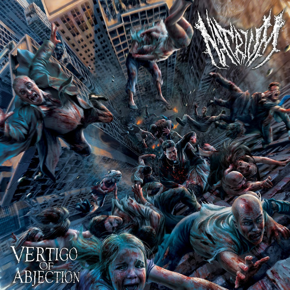 Image of NATRIUM - Vertigo Of Abjection CD