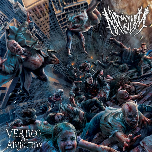 Image of NATRIUM - Vertigo Of Abjection CD