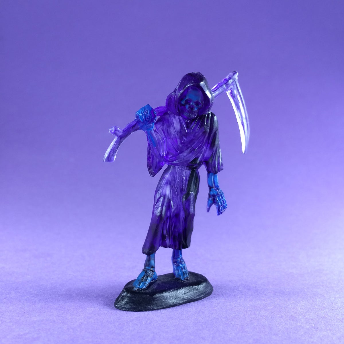 Image of Grim Reaper (Purple UV Swirl Colourway)