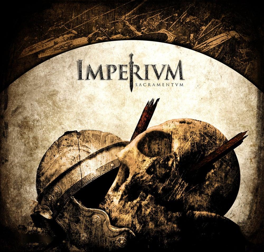 Image of IMPERIUM - Sacramentum CD