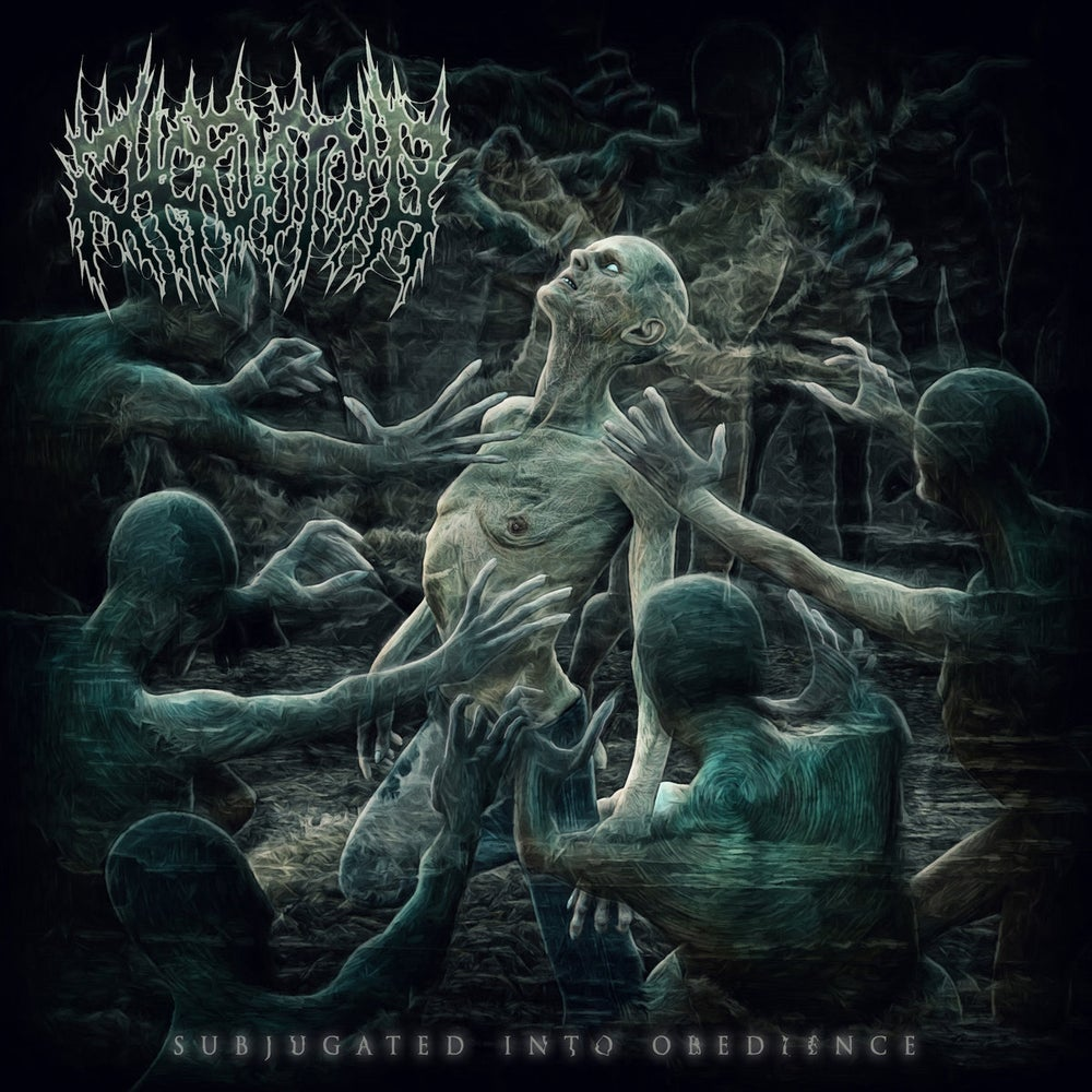Image of CHORDOTOMY - Subjugated Into Obedience CD