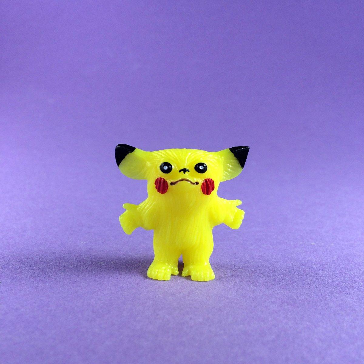 Image of Pikachu x Gremlin