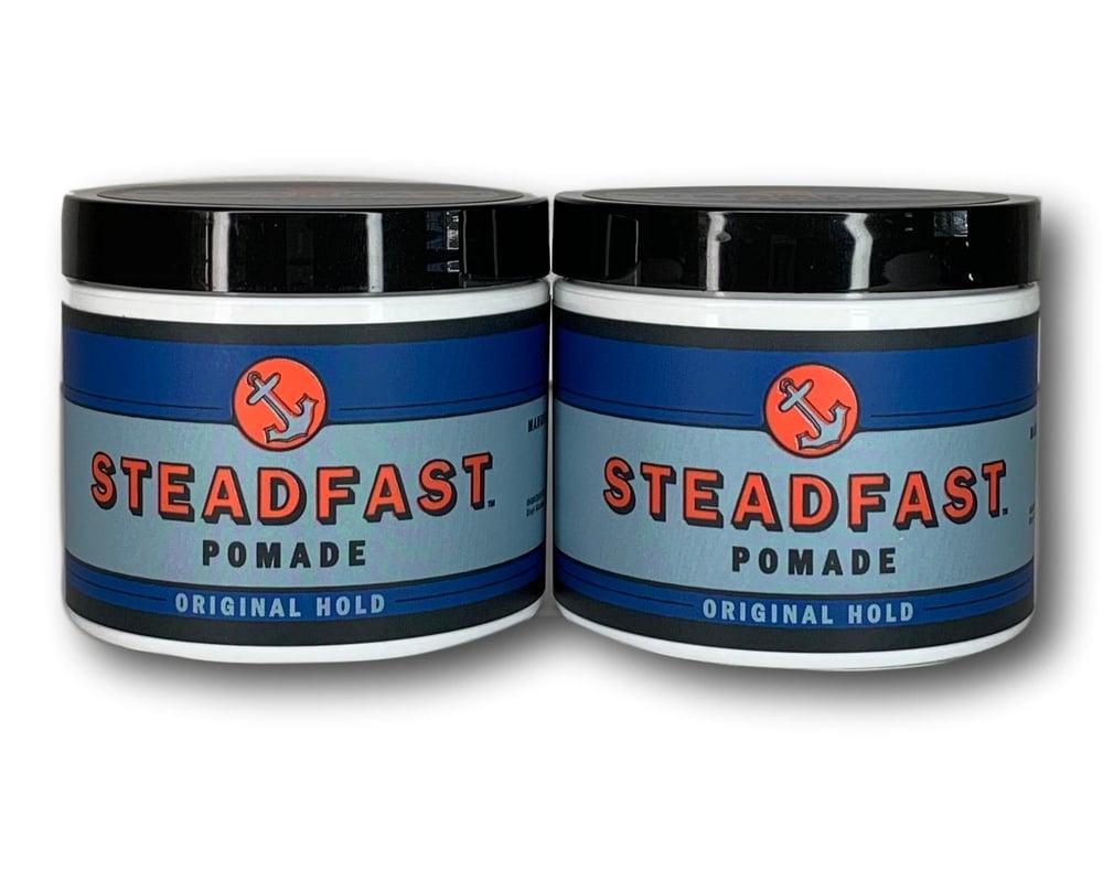 Image of 4 oz Original Hold Steadfast Pomade 2PK