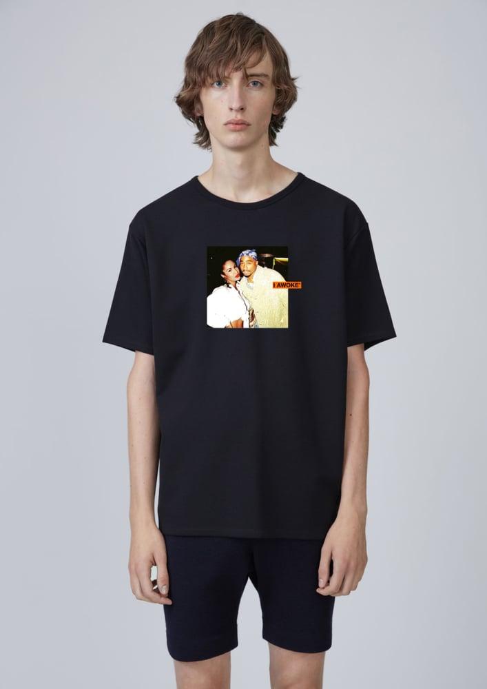 Image of I Awoke Selena/ Tupac Shirt