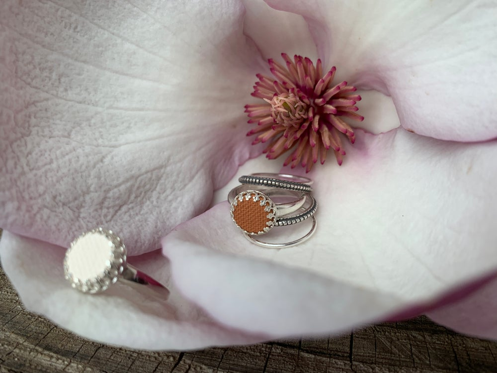 Image of Aromatic Cocktail Ring Set