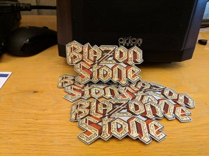 BLAZON STONE - Hymns of Triumph and Death CD