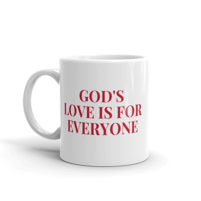 Image of Sinners Wanted Coffee Mug